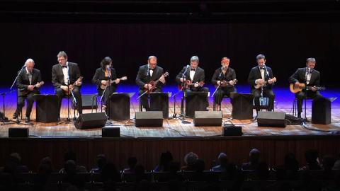 Sydney Opera House: Ukulele Orchestra of Great Britain - 4:43