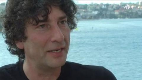 GRAPHIC: Neil Gaiman - Comics and Film - 1:15