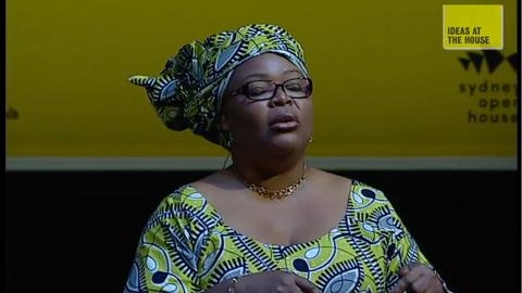 Ideas at the House: Leymah Gbowee - The Power of Women and Girls