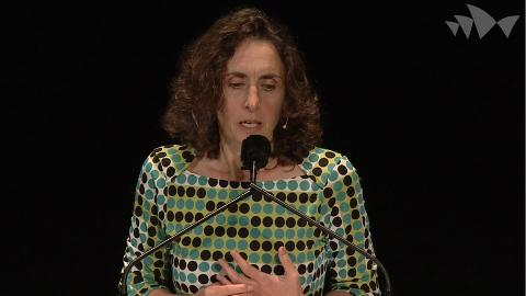Festival of Dangerous Ideas: Elizabeth Kolbert - We Are The Asteroid - 60:06