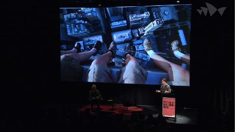 Bradley Garrett: Place - Hack Your City, Festival of Dangerous Ideas 2014 - 58:39