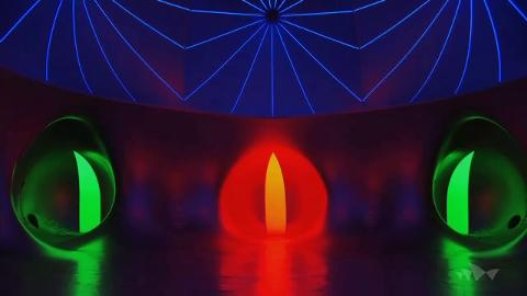 Sydney Opera House: Architects Of Air - The Luminarium - 5:52