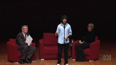 Festival of Dangerous Ideas 2010: Noah Vaz - Soapbox - 6:22