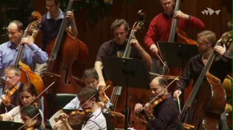 Berlin Philharmonic Orchestra: Concert rehearsal - 2:51