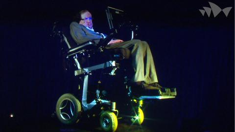 An Evening with Stephen Hawking, Ideas at the House - 89:22