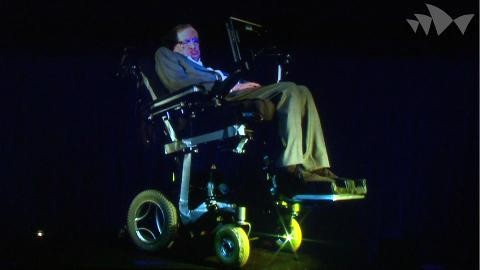 Stephen Hawking on the Importance of Science, Ideas at the House - 5:22