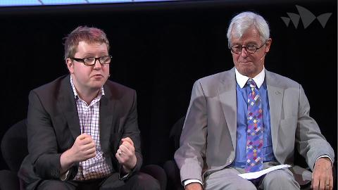 Chris Berg & Julian Burnside: 'Freedom of Speech' (Carnegie Conversations: Ideas for a Better Australia) - 60:44
