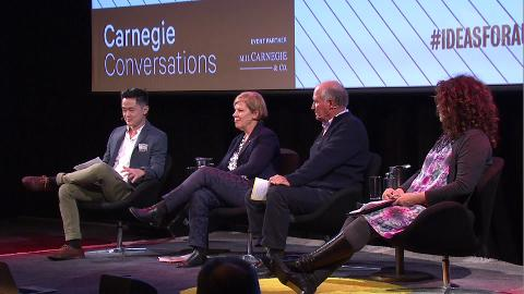 Benjamin Law,  Ann Sherry & Tony Windsor - 'What's Wrong with Politics?' (Carnegie Conversations: Ideas for a Better Australia) - 59:27