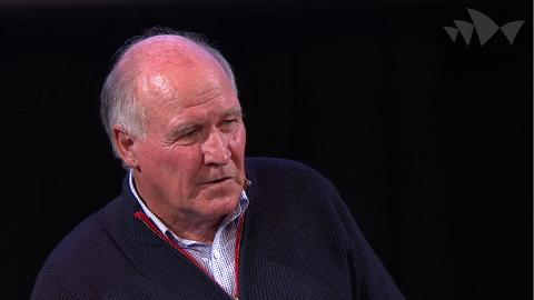 Tony Windsor on the power of the people to lead social change (Carnegie Conversaions: Ideas for a Better Australia) - 0:47