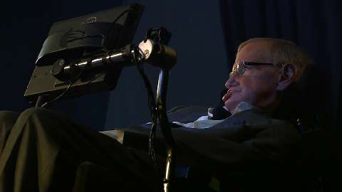 An Evening with Stephen Hawking - Behind the Scenes - 3:27