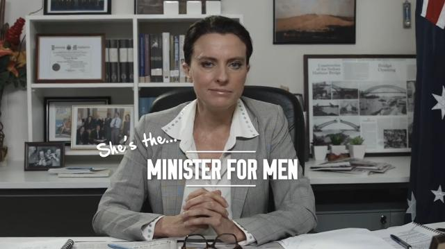 Trailer: She's the Minister for Men - 1:22