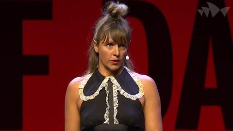 Adrienne Truscott: What I Believe, Festival of Dangerous Ideas 2015 - 7:26