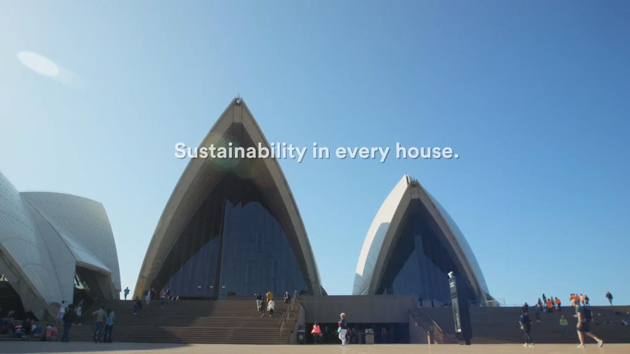 Sustainability in Every House - 0:55