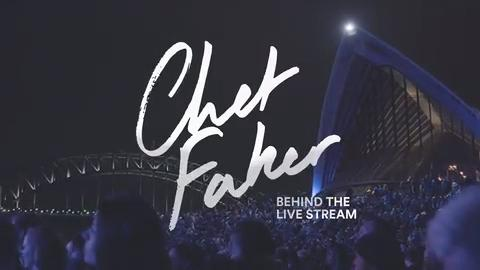 Chet Faker at the Sydney Opera House — Behind the Live Stream - 2:21