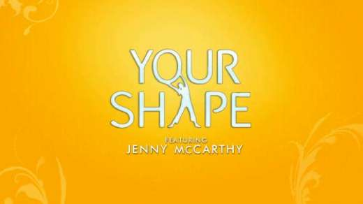 Your Shape for Wii featuring Jenny McCarthy