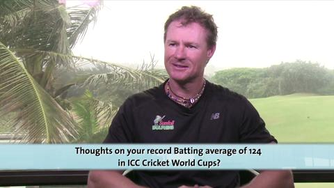 Lance Klusener reflects on World Cup Record