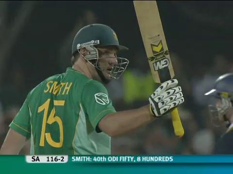 Graeme Smith's century
