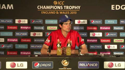 F: Alastair Cook Press Conference Part 5