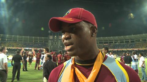 Marlon Samuels Interview