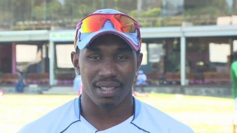 Dwayne Bravo interview
