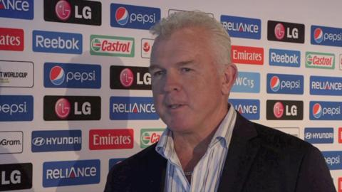 Former Australia fast bowler Craig McDermott on the CWC 1987 win