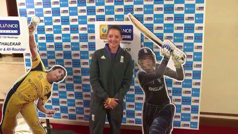 Sarah Taylor interview