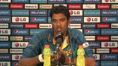 Warm-up match: IND v SL - Sri Lanka press conference part 2