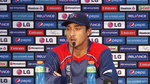 M2: Nepal captain Paras Khadka speaks Part 3