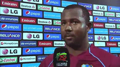 M20: BAN v WI - Interview - Dwayne Smith