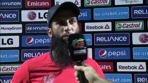 M15: ENG v NZ - Interview - Moeen Ali