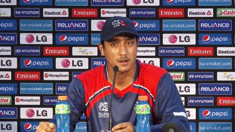 M2: Nepal captain Paras Khadka speaks Part 2