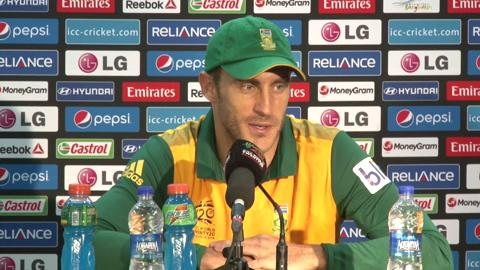 SF2: South Africa's Faf du Plessis PC
