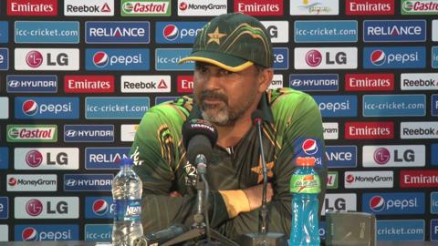 Pakistan coach Moin Khan pre-Australia match PC