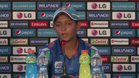 Women's World Twenty20 M15 India's Harmanpreet Kaur PC- Part1