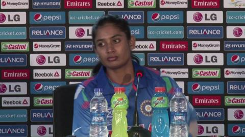 Women's World Twenty20 M8: India's Mithali Raj PC
