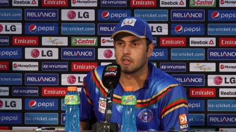 M5: Afghanistan's Mohammad Nabi PC
