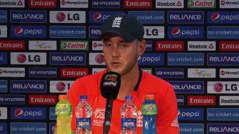 M26: England's Stuart Broad PC