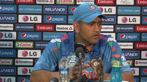 M17: India's MS Dhoni PC