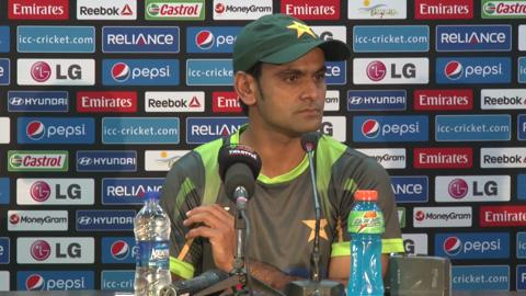 M13: Pakistan captain Mohammad Hafeez PC