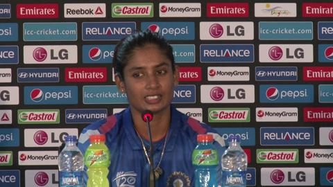 Women's World Twenty20 M20 India's Mithali Raj PC