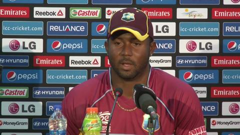 M20: West Indies' Dwayne Smith PC