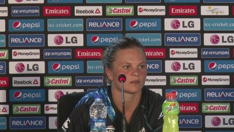 Women's World Twenty20 - M10: New Zealand's Suzie Bates PC