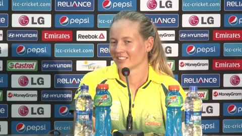 Women's World Twenty20 Final: Australia captain Meg Lanning Preview PC
