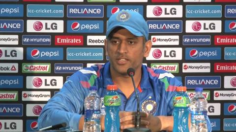 Final: India's MS Dhoni preview PC-Part 1
