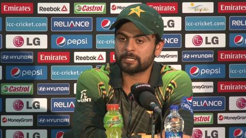 M27: Pakistan's Ahmed Shehzad PC
