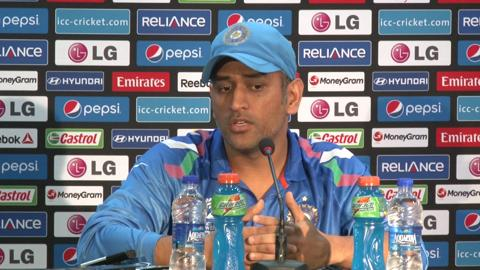 Final: India's MS Dhoni preview PC-Part 2