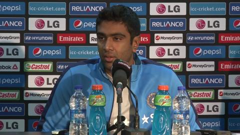 SF2: India's R Ashwin pre-match PC