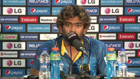 Final: Sri Lanka's Lasith Malinga PC