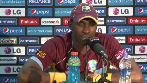 M32: West Indies' Dwayne Bravo PC