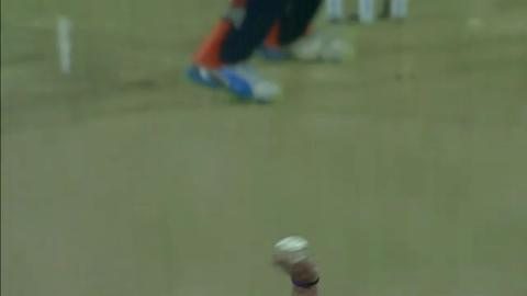 M21: SA v NED - Ben Cooper Wicket